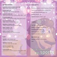 Exemple menu