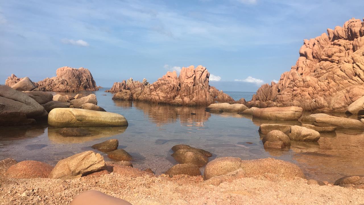 Costa Paradiso Sardaigne
